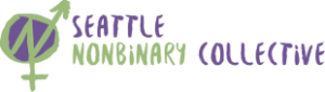 logo for Seattle Nonbinary Collective